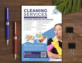 #59 cho flayer for cleaning services bởi mdforhad4162