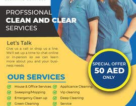 #39 cho flayer for cleaning services bởi alaminbappy01