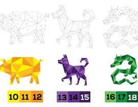 #13 for Graphic Design Customised Polygonal Art af TheLeader007
