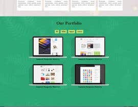 #52 for Build me 2 pages for a website (Landing page sample provided) by webtwelve