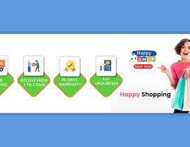 #108 cho Diseño banner para e commerce (shopify) bởi jafor03