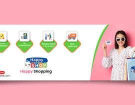#113 cho Diseño banner para e commerce (shopify) bởi jafor03