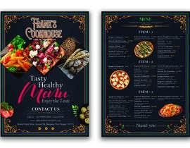 #95 cho Design a menu bởi arghyab43