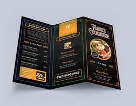 #94 cho Design a menu bởi glittergraphics