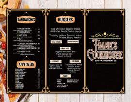 #84 cho Design a menu bởi eshubiswas098
