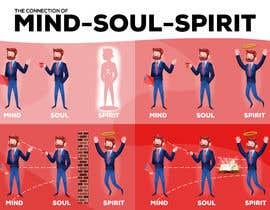 raghavdutta1 tarafından Spirit Soul Body Infographic için no 16