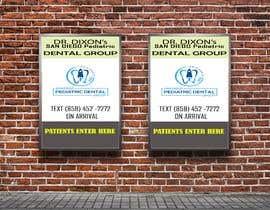Nro 15 kilpailuun Sign for Office with supplied artwork käyttäjältä JunaidSaleem207