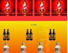 #29 for Website for a brewery by designer9507