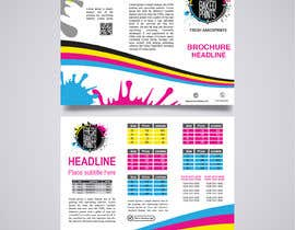 #25 for Custom Trifold Brochure 8.5x11 by SuperWorksRS