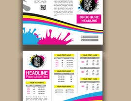 #47 for Custom Trifold Brochure 8.5x11 by SuperWorksRS