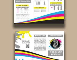 #48 for Custom Trifold Brochure 8.5x11 by SuperWorksRS