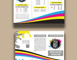 #49 for Custom Trifold Brochure 8.5x11 by SuperWorksRS