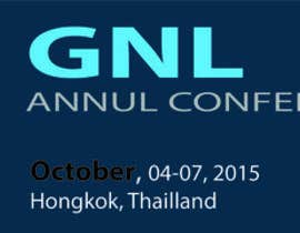 jewelbabu14 tarafından Design a Banner for 2015 Conference for Global Logistics Network için no 21