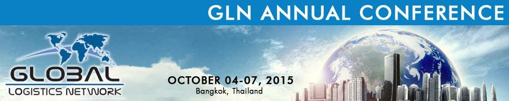 Konkurrenceindlæg #36 for Design a Banner for 2015 Conference for Global Logistics Network