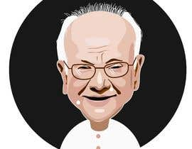 #22 untuk Need a caricature/sketch/artistic variation for a notable person who passed away recently. oleh CCREATIVE91
