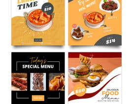 #12 untuk Restaurant - Food Pictures - Designer oleh SeharrBanoo