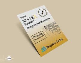 #69 untuk Flyer for a virtual summit oleh Burhan62