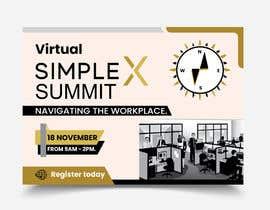 bisnuroy550 tarafından Make a flyer for a virtual summit için no 108