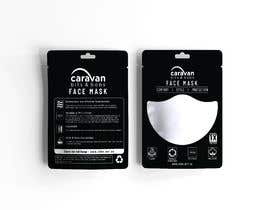 #18 for Covid mask packaging af sonudhariwal24