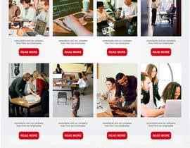 #31 untuk Web design for the startpage at fasticon.se oleh Kalluto