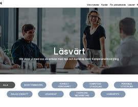 #17 untuk Web design for the startpage at fasticon.se oleh shamim2000com