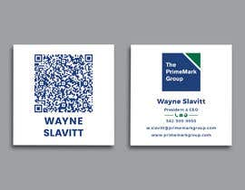 #157 for Improve the look of my business card by rockonmamun