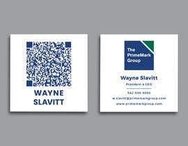 #158 for Improve the look of my business card by rockonmamun