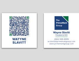 #160 for Improve the look of my business card by roysoykot