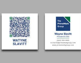 #184 for Improve the look of my business card by roysoykot