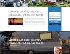 #44 untuk Design a Website and Logo Mockup for a new Online Asset Sharing Service oleh yoyojorjor