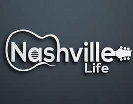 nº 72 pour Nashville Life Logo Redesign par RoyelUgueto