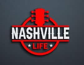 nº 74 pour Nashville Life Logo Redesign par RoyelUgueto