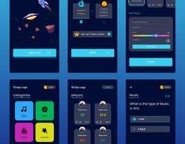 #12 untuk App design for a social game oleh serwar