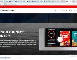Nro 26 kilpailuun Redesign website html css mysql käyttäjältä farhankha4548