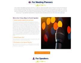 nº 23 pour Web Page Design par FatimaFlora