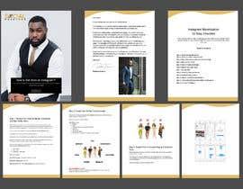 Nro 11 kilpailuun Design a Digital E-Book käyttäjältä pallabmahamud
