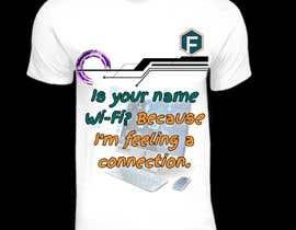 Nro 24 kilpailuun Tech company Tee-shirt design käyttäjältä Creatixia