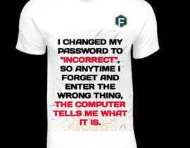 Nro 28 kilpailuun Tech company Tee-shirt design käyttäjältä Creatixia