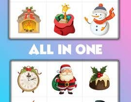 #15 untuk Christmas Clipart Pack -  Design Clipart from Scratch for my Stickers oleh instaicon