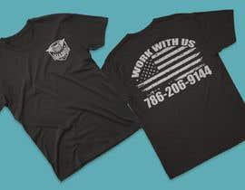 #185 para Custom T-shirt for company truck drivers por aminur16222