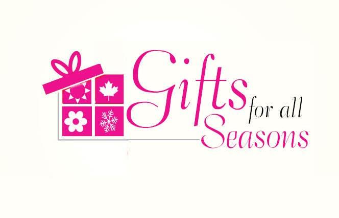 Konkurrenceindlæg #128 for Design a Logo for Gift Shop