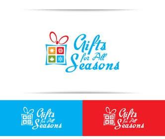 Nro 136 kilpailuun Design a Logo for Gift Shop käyttäjältä SergiuDorin