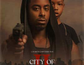 "#124 untuk Create a Movie Poster - ""Vulture City II"" oleh Maanbhullarz"