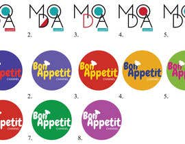 Vrona tarafından Design alogo for my new fashion network & A Cooking logo for my up & coming Bon Appetit Networks için no 3