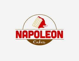 Nro 18 kilpailuun Design a Logo for 'Napoleon Cakes' käyttäjältä rohan4lyphe
