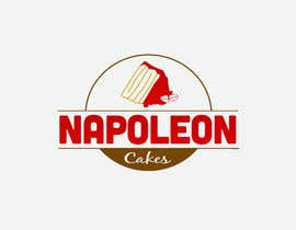 #18 for Design a Logo for 'Napoleon Cakes' af rohan4lyphe