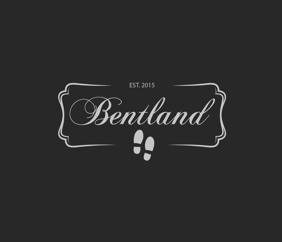 Konkurrenceindlæg #37 for Design a Logo for Bentland Shoes