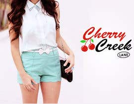 #35 cho Design a Logo for an online retail shop called Cherry Creek Lane bởi howieniksz