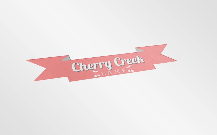 Inscrição nº 37 do Concurso para Design a Logo for an online retail shop called Cherry Creek Lane