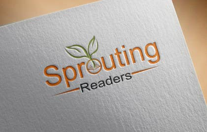 #12 untuk Design a Logo for Sprouting Readers oleh meshkatcse